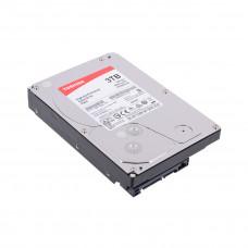 Жёсткий диск HDD 3Tb Toshiba HDWD130UZSVA в Алматы
