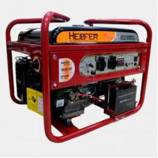 Бензиновый генератор Helpfer SPG 8600 (эл. стартер) в Алматы