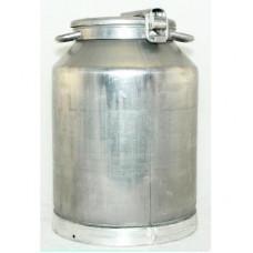 Алюминиевый бидон для доильного аппарата (40л) в Алматы