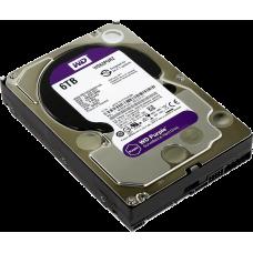 Жёсткий диск HDD 6Tb для видеонаблюдения Western Digital Purple WD60PURZ в Алматы