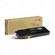 Тонер-картридж экстра повышенной емкости Xerox 106R03533 (жёлтый)