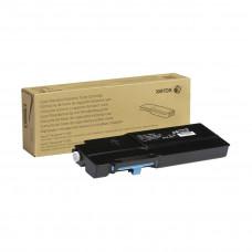 Тонер-картридж экстра повышенной емкости Xerox 106R03534 (голубой)