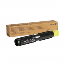 Тонер-картридж повышенной емкости Xerox 106R03766 (жёлтый)