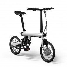 Электрический велосипед Xiaomi Mi QiCYCLE Folding Electric Bicycle White в Алматы